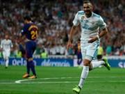 Bóng đá - Siêu kinh điển Real – Barca: Ngôi sao Ronaldo - Messi, đừng quên Benzema