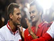 Thể thao - Hào hoa, nổi tiếng, lắm tiền: Federer vẫn không sa đọa