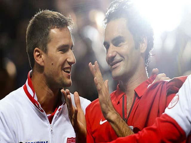 """Giao bóng sấm sét 2017: Nadal thua xa """"lão tướng"""" Federer, văng khỏi top 10 4"""