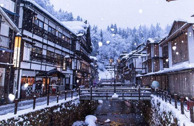7 địa điểm đón mùa đông sẽ khiến bạn yêu Nhật Bản ngay lập tức