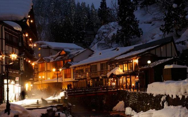 7 địa điểm đón mùa đông sẽ khiến bạn yêu Nhật Bản ngay lập tức - 2