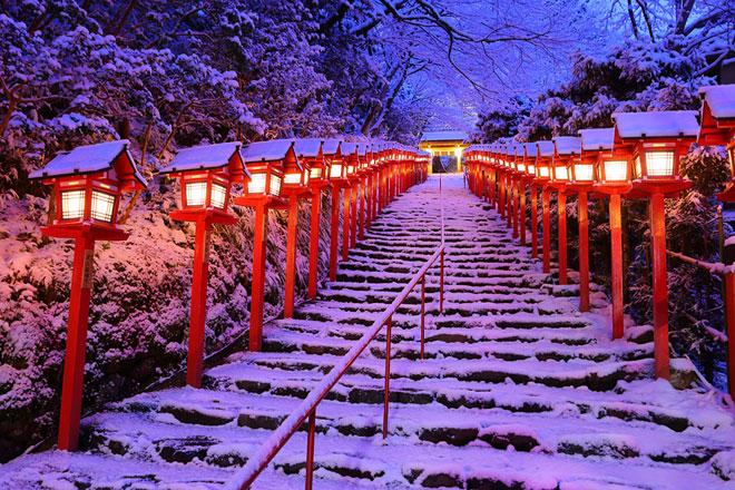 7 địa điểm đón mùa đông sẽ khiến bạn yêu Nhật Bản ngay lập tức - 4