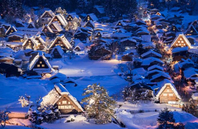 7 địa điểm đón mùa đông sẽ khiến bạn yêu Nhật Bản ngay lập tức - 11