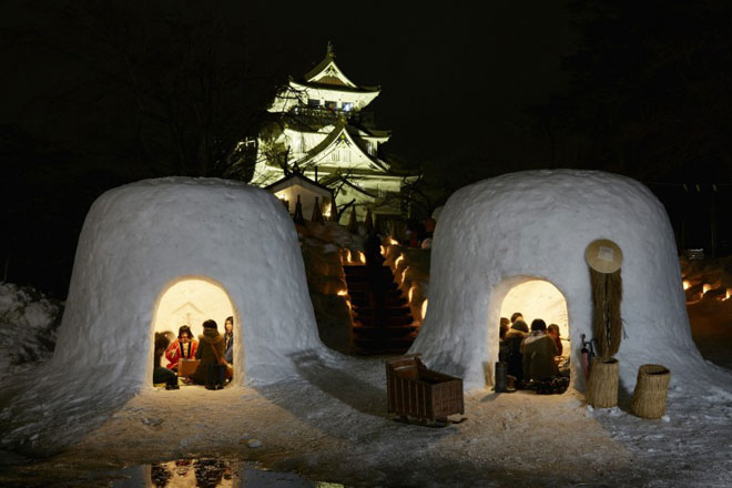 7 địa điểm đón mùa đông sẽ khiến bạn yêu Nhật Bản ngay lập tức - 13