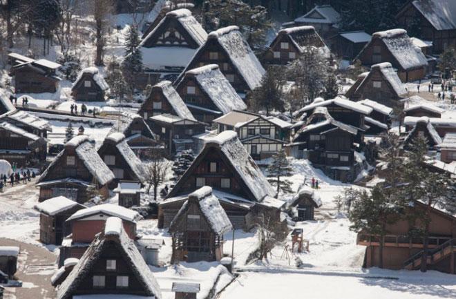 7 địa điểm đón mùa đông sẽ khiến bạn yêu Nhật Bản ngay lập tức - 12