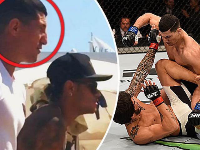"""Vệ sỹ Neymar gây choáng UFC: Vô địch MMA, hạ """"Ma cà rồng"""" Trung Quốc 4"""