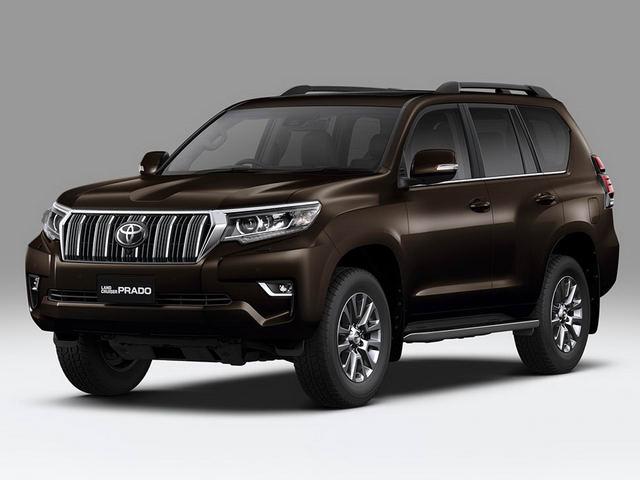 Toyota Prado 2018 vừa công bố giá đã hết hàng