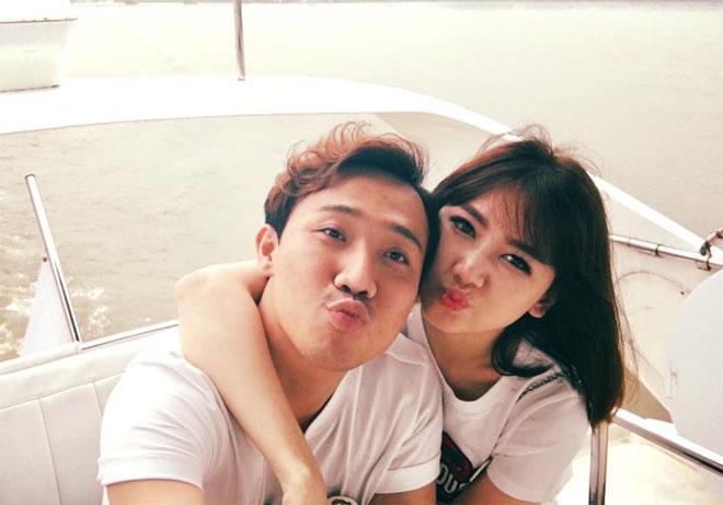 Một năm hôn nhân đầy sóng gió của Trấn Thành, Hari Won