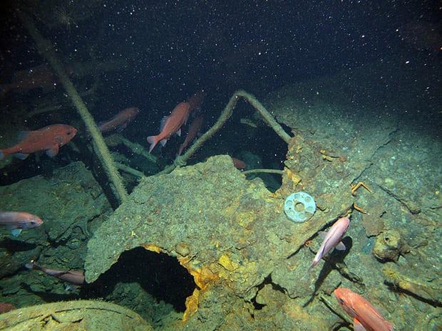 """Tàu tìm MH370 phát hiện vật 800 tấn """"trốn"""" suốt 103 năm dưới đáy biển"""