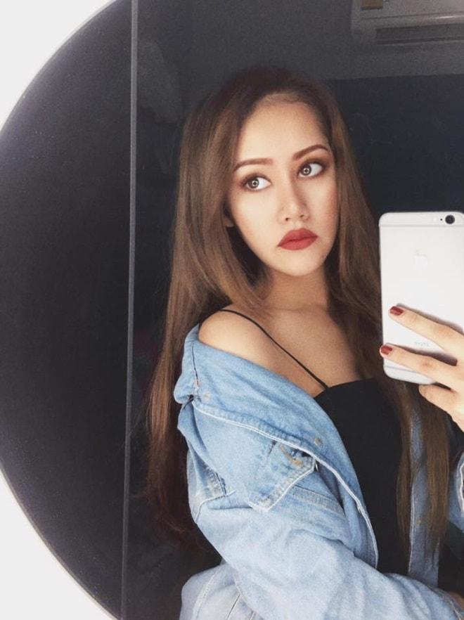 Vẻ đẹp thiên thần động lòng người của mẫu Thái Lan 19 tuổi vừa tự tử - 3