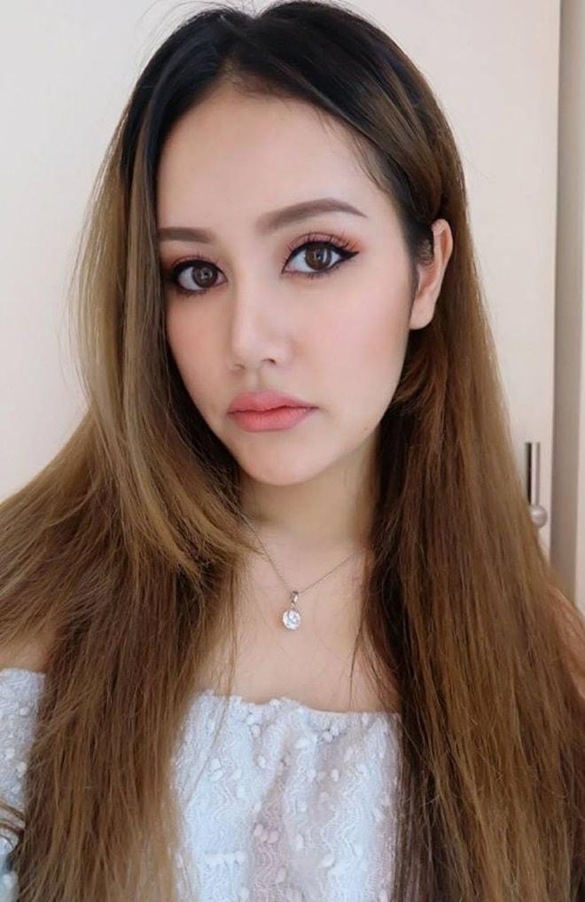 Vẻ đẹp thiên thần động lòng người của mẫu Thái Lan 19 tuổi vừa tự tử - 4