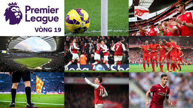 """Ngoại hạng Anh trước vòng 19: Arsenal đại chiến Liverpool, MU gặp vật cản """"cứng đầu"""" - 3"""