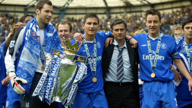 """Nhà vô địch vĩ đại nhất: """"Thiên tình sử"""" bất hủ Chelsea - Mourinho, 95 điểm độc bá 1"""