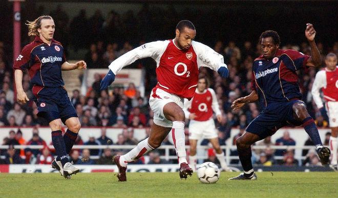 Nhà vô địch vĩ đại nhất: Arsenal - Chiến tích kinh điển & trận đấu định mệnh với MU 1