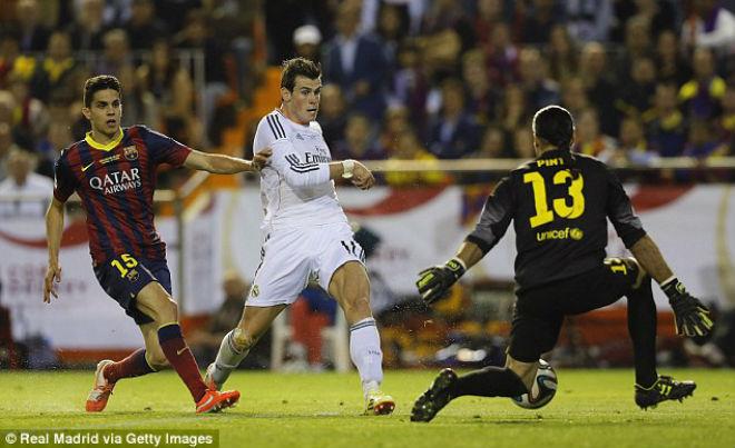 Real đấu Siêu kinh điển: Bale không giúp Ronaldo hạ Barca sẽ ra đường 2