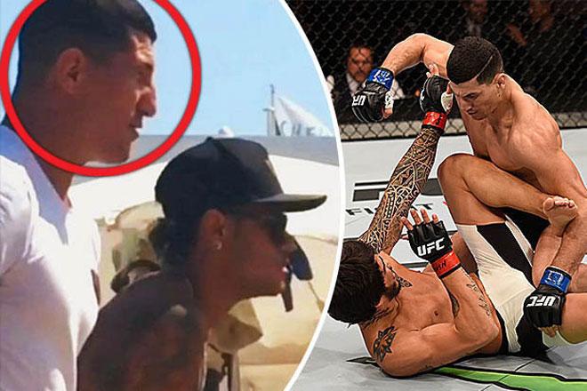 """Vệ sỹ của Neymar gây choáng váng UFC: 59 giây đá bay """"quái kiệt"""" 2"""