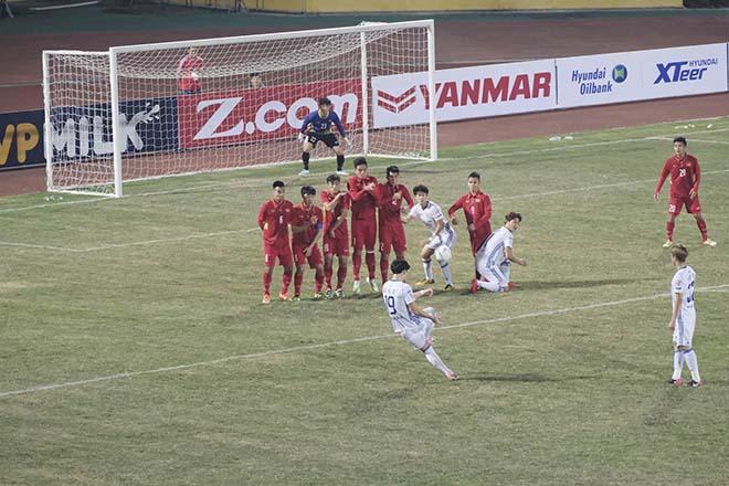 U23 Việt Nam - Ulsan Hyundai: Kịch chiến 5 bàn, phút bù giờ định đoạt