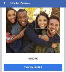 Facebook cung cấp tính năng thông báo người dùng bị đăng ảnh