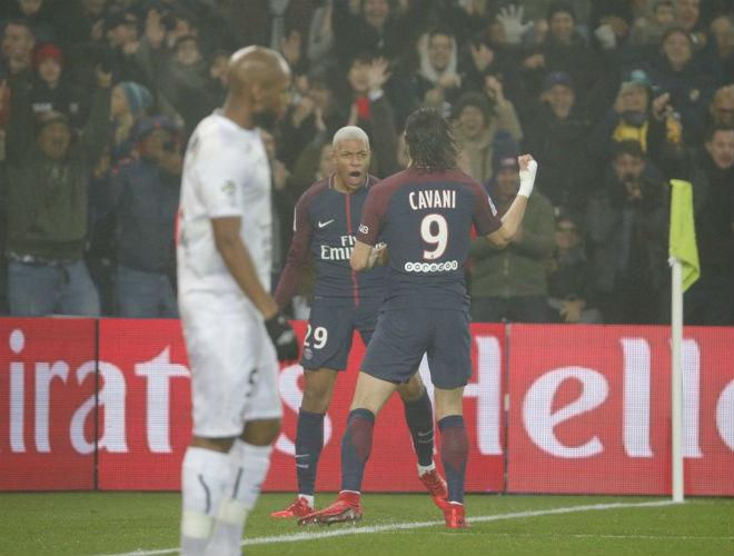 """PSG - Caen: Đại tiệc tưng bừng mừng """"vua lượt đi"""" - 1"""