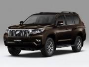Tư vấn - Toyota Prado 2018 vừa công bố giá đã hết hàng