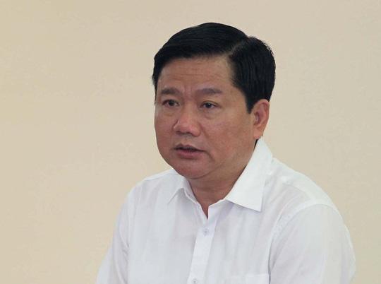 """Ông Đinh La Thăng đã gọi điện """"dàn xếp"""" trốn trách nhiệm thế nào? - 1"""