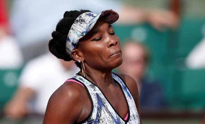 Tin HOT thể thao 21/12: Venus Williams được tuyên vô tội 1