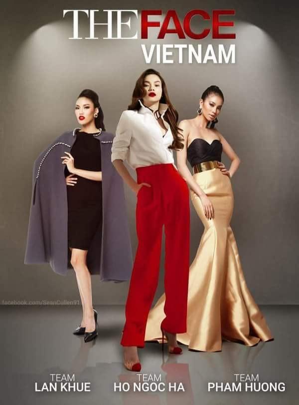 """""""The Face Vietnam"""" chính thức về chung 1 nhà với """"Vietnam's Next Top Model"""" - 3"""