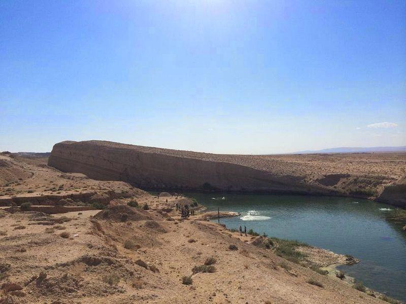 Hồ bí ẩn xuất hiện giữa sa mạc chỉ sau một đêm - 6