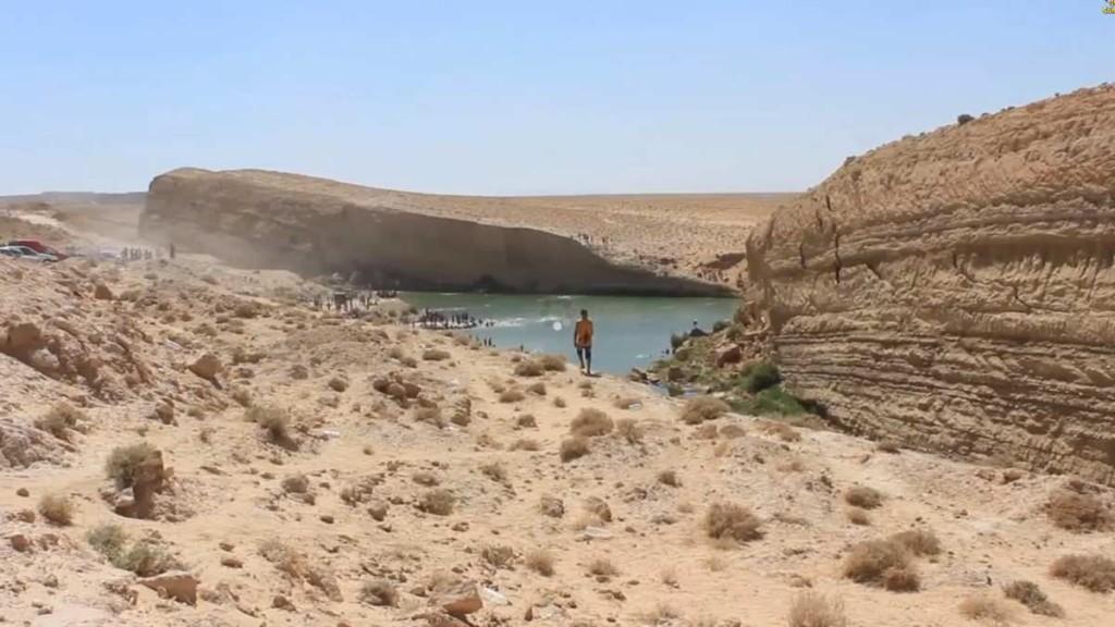 Hồ bí ẩn xuất hiện giữa sa mạc chỉ sau một đêm - 8