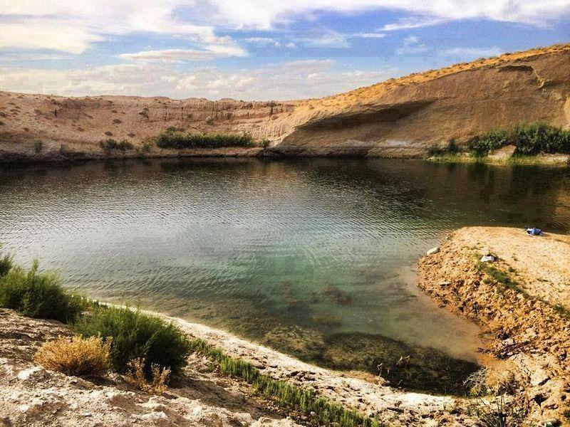 Hồ bí ẩn xuất hiện giữa sa mạc chỉ sau một đêm - 7