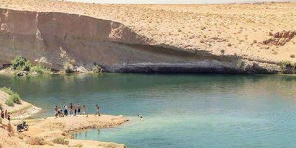 Hồ bí ẩn xuất hiện giữa sa mạc chỉ sau một đêm - 2