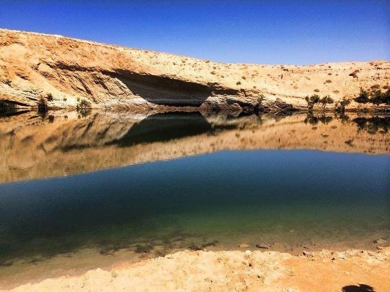 Hồ bí ẩn xuất hiện giữa sa mạc chỉ sau một đêm - 4