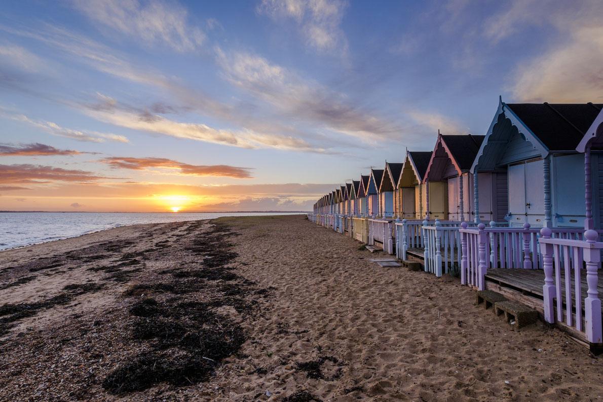 Những túp lều trên biển cực chất cho tín đồ thích đi phượt