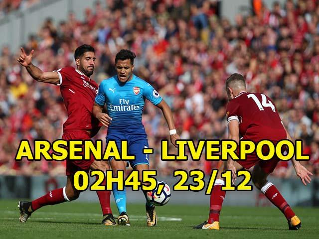 Chi tiết Arsenal - Liverpool: Tấn công đến phút cuối cùng (KT) 32