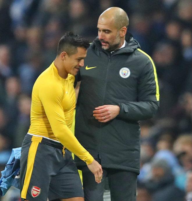 """Man City vô đối: Pep nhận """"doping"""" 160 triệu bảng, Sanchez lương trên trời 2"""
