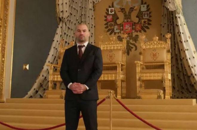 Giật mình: Đàn em McGregor làm thầy vệ sỹ của Putin, mật vụ Nga 1