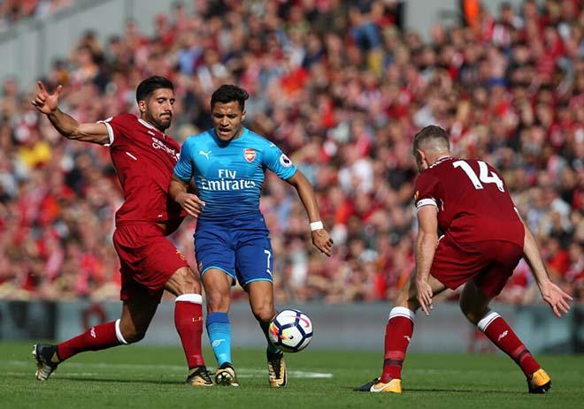 Arsenal - Liverpool: Sanchez & món quà chia ly ngày Giáng sinh 1