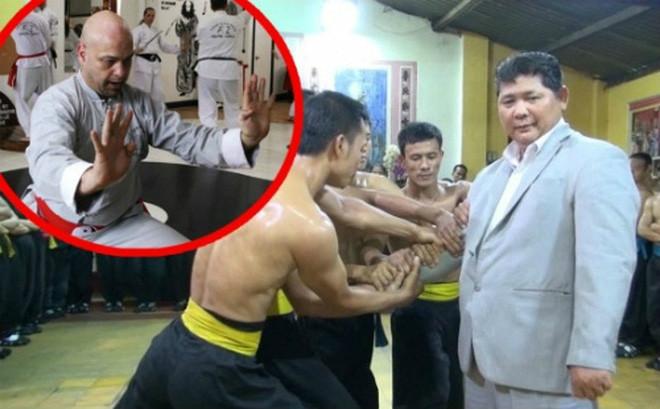 """Sóng gió võ Việt 2017: Võ sư Flores """"ngắt điện"""" Huỳnh Tuấn Kiệt, hạ 2 cao thủ (P1) 1"""