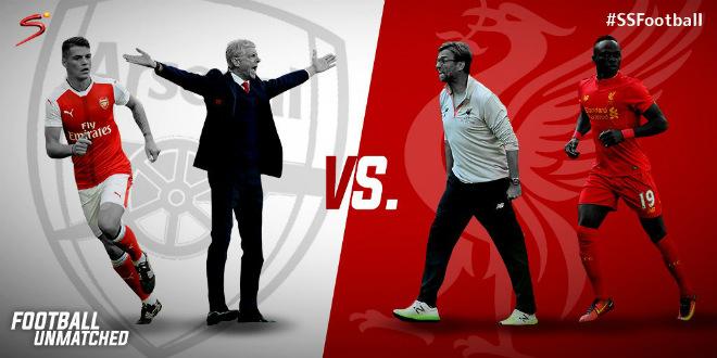 Chi tiết Arsenal - Liverpool: Tấn công đến phút cuối cùng (KT) 31