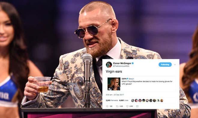 Tin thể thao HOT 22/12: Mayweather định đến UFC, McGregor hạ nhục 1