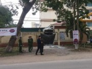 Tin tức trong ngày - Cây ATM nổ tung lúc rạng sáng, nhân viên bảo vệ thoát chết
