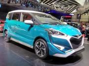 Tin tức ô tô - Toyota Sienta Ezzy: Từ xe gia đình thành xe thể thao