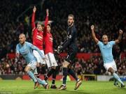 Bóng đá - MU kém Man City 11 điểm: Sir Alex tiếp lửa, chờ kỳ tích 23 năm