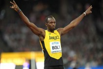 Siêu nhân thể thao 2017: Usain Bolt, Federer hay Hamilton 1
