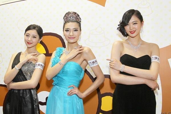 Hết hồn trước nhan sắc các người đẹp, hoa hậu ở Trung Quốc - 5