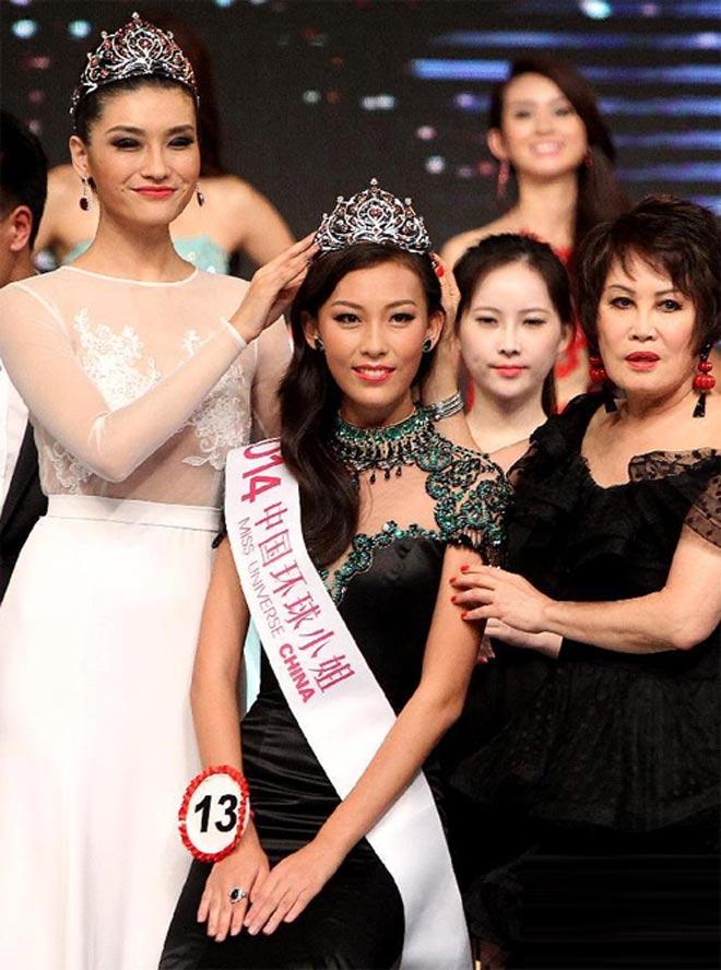Hết hồn trước nhan sắc các người đẹp, hoa hậu ở Trung Quốc - 6