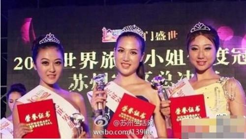 Hết hồn trước nhan sắc các người đẹp, hoa hậu ở Trung Quốc - 13