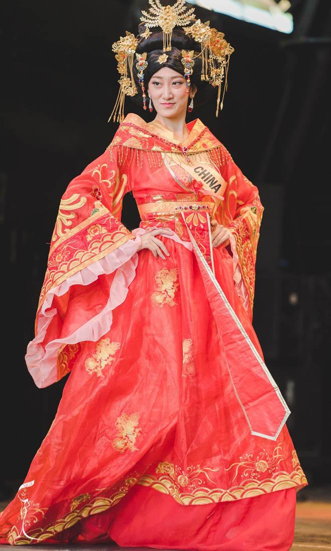 Hết hồn trước nhan sắc các người đẹp, hoa hậu ở Trung Quốc - 14