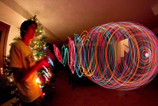 Những bí kíp chụp ảnh đẹp lung linh đêm Giáng Sinh - 8