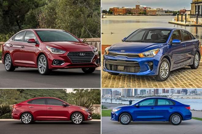 Chọn xe nào: Hyundai Accent 2018 hay Kia Rio 2018 - 1